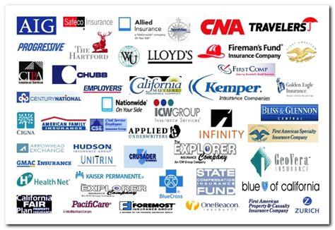 All Insurance Company Logos