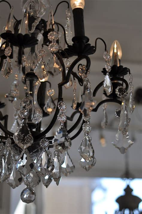 and black chandelier 25 best ideas about black chandelier on