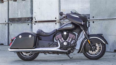 The Indian Chieftain Dark Horse Is Guaranteed To Make A