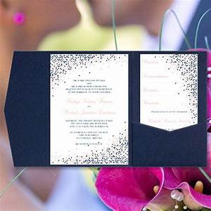 best 25 make your own invitations ideas on pinterest With print your own pocket wedding invitations