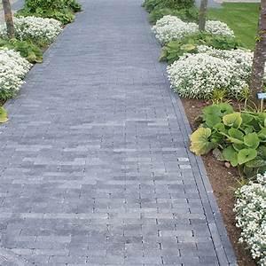 bordure de jardin les jardins de la vallee With allee de jardin en beton