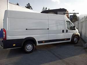 Peugeot Boxer L4h3 35    3 0 Hdi    180    Instant Euro5 Tz 2012 Box-type Delivery Van