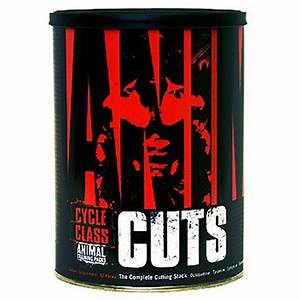 Universal Nutrition Animal Cuts Fat Burner