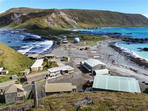 macquarie island research station to green left weekly