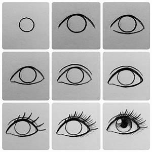 step by step eye tutorial by creative_carrah   Ref ...