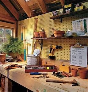 Plan Atelier Bricolage : les abris de jardin une v ritable annexe la maison ~ Premium-room.com Idées de Décoration