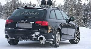 Audi A4 Allroad 2010 : spy shots 2010 audi a4 allroad ~ Medecine-chirurgie-esthetiques.com Avis de Voitures