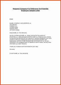 employee reference letter moa format With job reference letter template free