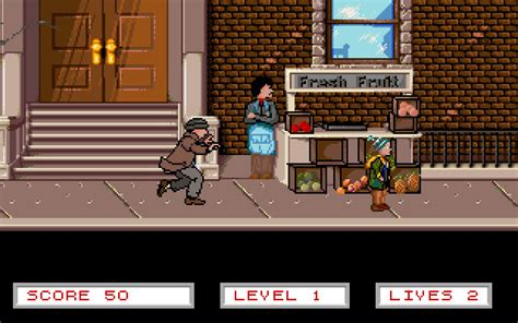 Lost In New York Action For Dos