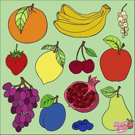 koleksi 30 mewarnai gambar buah belimbing