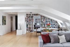 Regal Unter Dachschräge : sofa unter dachschr ge die neuesten innenarchitekturideen ~ Sanjose-hotels-ca.com Haus und Dekorationen