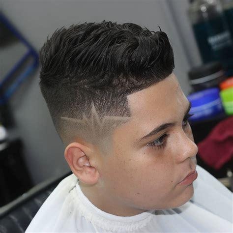 amazing mens  fade haircuts