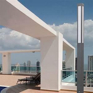 Lampadaire Exterieur Terrasse : lampadaire exterieur cartago 73256 faro ~ Teatrodelosmanantiales.com Idées de Décoration