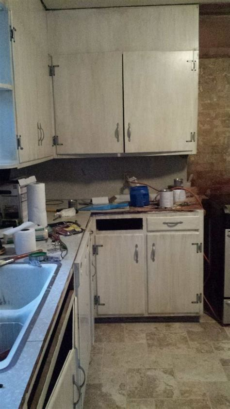 Hometalk A Diy Kitchen Makeover On A Small Budget