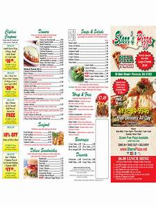 pizza menu template 2 free templates in pdf word excel With pizza menu template word