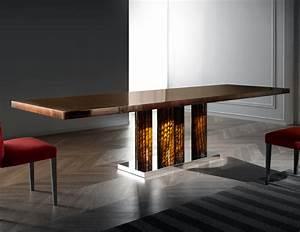 Nella, Vetrina, Costantini, Fenice, 9257, Modern, Luxury, Wood, Dining, Table