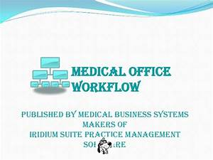 Guide To Help You Improve Your Medical Office Workflow