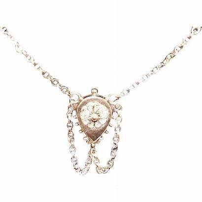 Necklace Victorian Filled Jewelry Ruby Lane