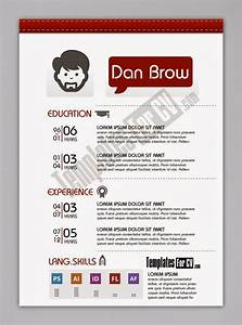 contoh cv format word free download template cv kreatif 30 With graphic designer resume template free download