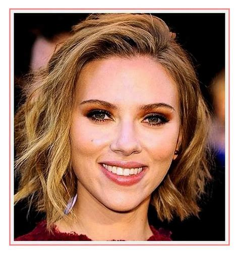 Pictures Of short hairstyles for fine hair square face