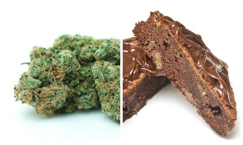 Ingest Or Inhale? 5 Differences Between Cannabis Edibles