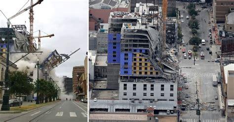 orleans hard rock hotel collapse  dead