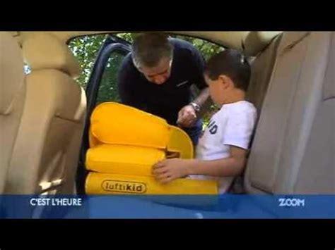 shoing siege auto canalzoom télévision locale le luftikid siège auto pour