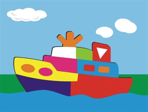 Puzzle Boat by Boat Puzzle Panopoly