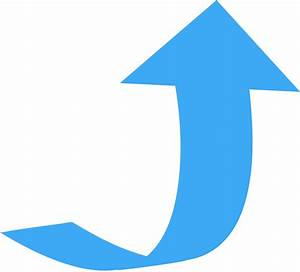 Blue Curved Arrow Png Curved Arrow Up Png Curved #cJsjO5 ...