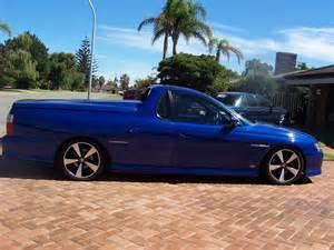 Blue Black Standard Deck by 2007 Vz Ss Thunder Ute