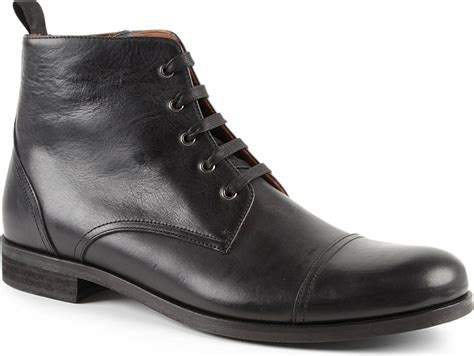 Ankle Boots : Kurt Geiger Hanton Ankle Boots In Black For Men
