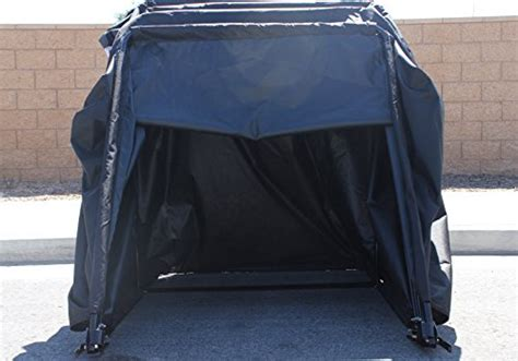 G3elite Retractable Motorcycle Cover Waterproof Outdoor