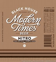 Image result for modern times nitro black house
