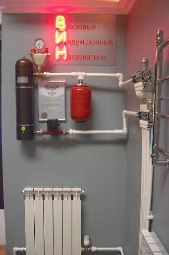 Индукционные водонагреватели описание и цены