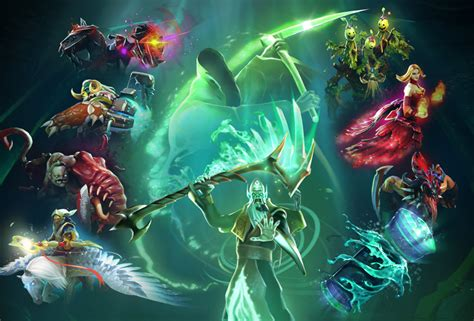 dota  immortal treasure ii     ready