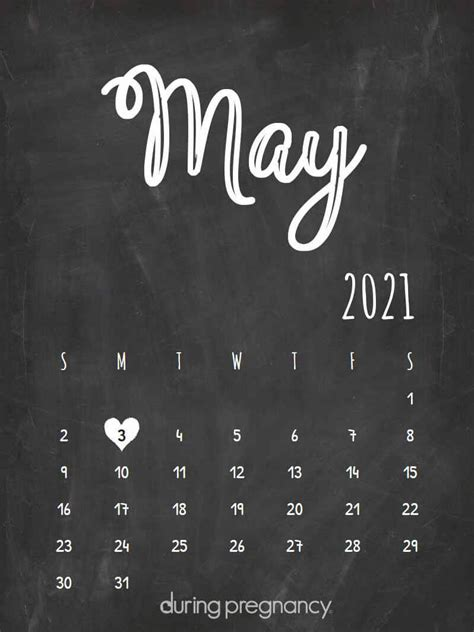 How Far Along Am I if my Due Date is May 3 2021