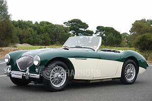 Austin-healey 100  4 Bn1 Roadster Auctions - Lot 37