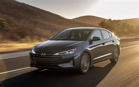 2019 Hyundai Elantra Sedan Gets Safer, More Memorable