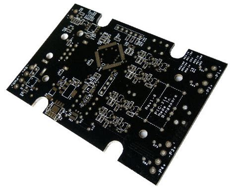 Electronic Circuit Board Panel Design For Standard