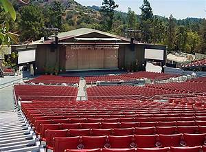 Greek Theater Los Angeles Seating Chart Summer L A Venues Hollywood Bowl Greek Theater And Ford