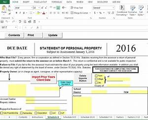 save time automate this year39s property tax forms With tax document automation software
