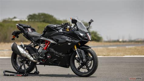 Tvs Apache Rr 310 2019 by 2019 Tvs Apache Rr 310 What S New Bikewale