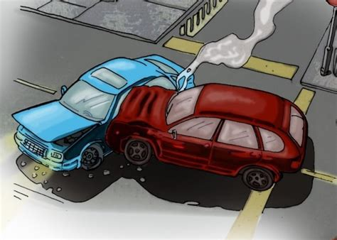 Resultado de imagen de accidentes dibujo