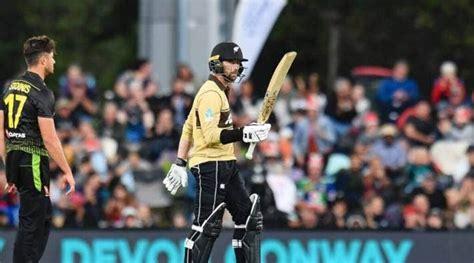 Nz vs australia nz vs australia 1st t20: Devon Conway Equals The Record Of Most Consecutive 50+ Scores In T20 History