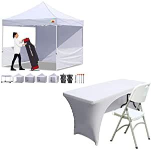 amazoncom abccanopy pop canopy easy pop canopy tent commercial tents