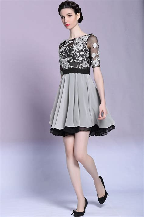 Zuhair Murad Knee Length Dresses for Stylish Ladies u2013 Designers Outfits Collection