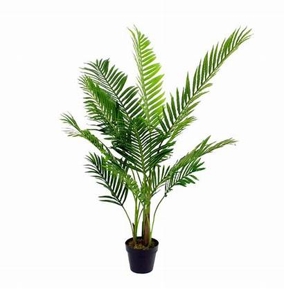 Palm Artificial Plants Fake Tree Paradise Indoor