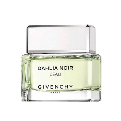 givenchy dahlia noir l eau eau de toilette 50ml spray