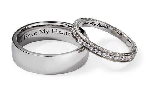 15 wedding ring engraving ideas blue nile