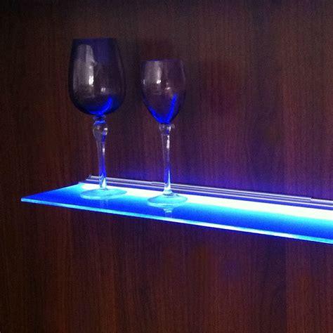 Glasregal Mit Led by 12v Aluminum Led Glass Shelf Light Smd 3528 Led Light